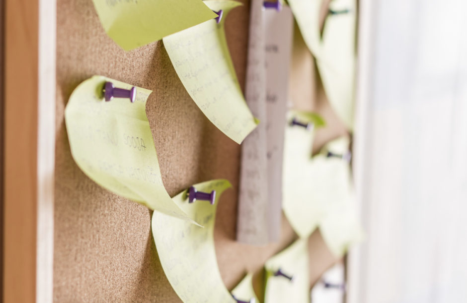 The Post-It Note Method – A Truly Simple Way to Discover your Passion